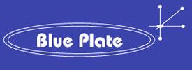 BLUE PLATE SF